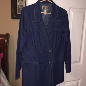 Vintage jean jacket